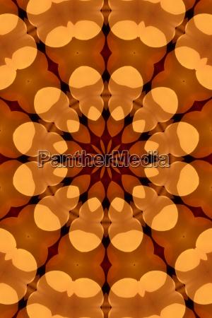 abstract pattern kaleidoscope