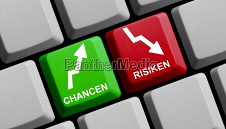 chancen und risiken abwaegen