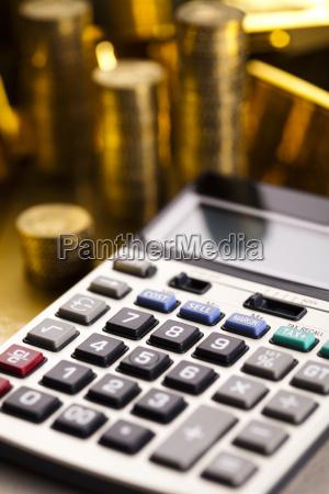 finanzkonzept muenzen