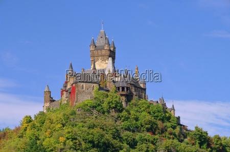 cochem reichsburg cochem castle 18