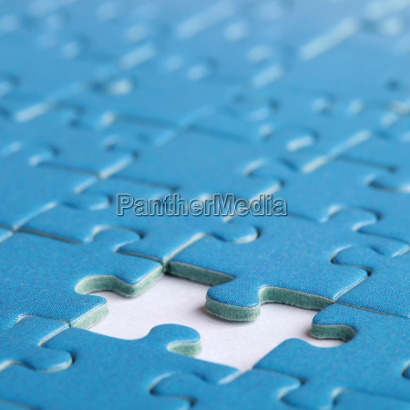 luecke im puzzle