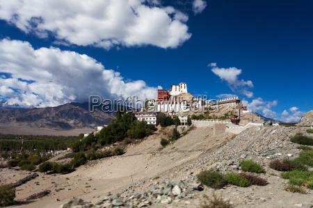 kloster in leh indien
