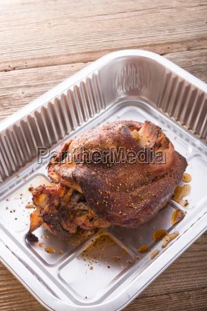 pickled ham hock