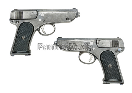 jaeger pistole modell 1914