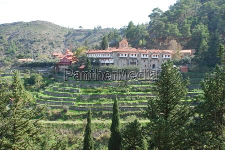 monastery machairas cyprus panagia tou machairas