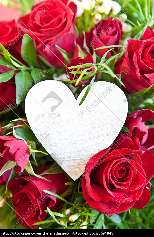 bilder mit herzen und rosen