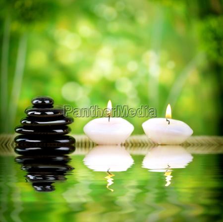 wellness und spa anwendung balance