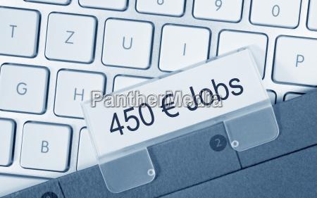 450 euro jobs