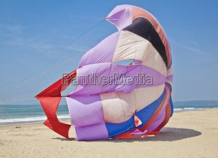 abstraktes abstrakte abstrakt fallschirm klaeren deutlich
