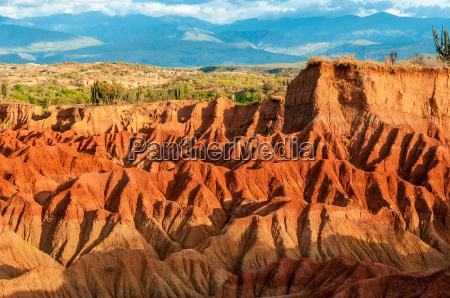 red, desert, hills - 8725720