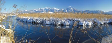 bayern panorama landschaft