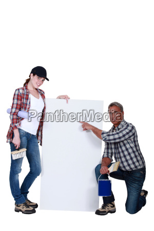 female diy and mature male counterpart