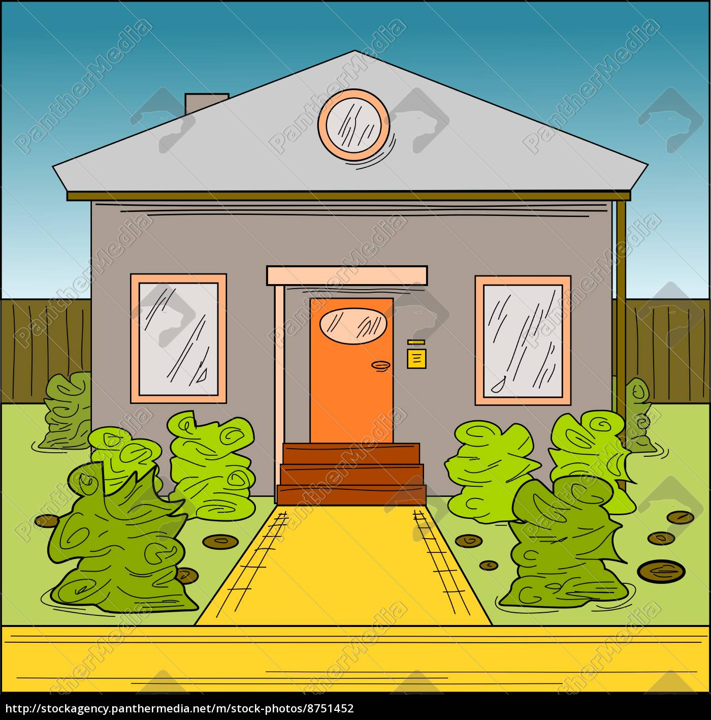 Haus Comic