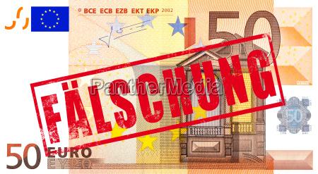 euro moneda con el sello de