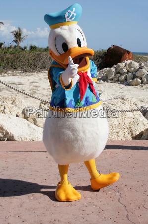 orlando fl 5 februar donald duck