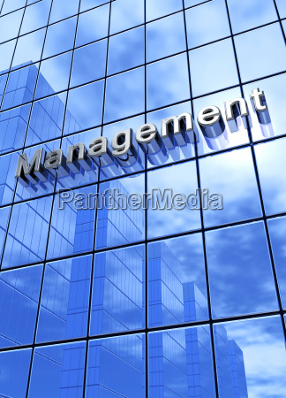 blaue fassade management 2