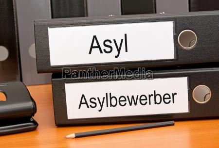asyl und asylbewerber