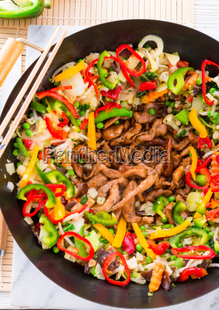 wok frying pan