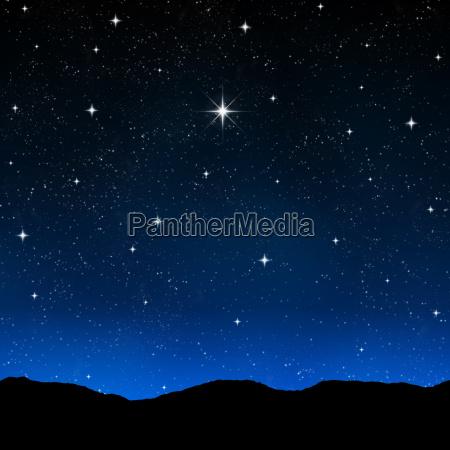 space nacht nachtzeit weltraum illustration wunsch