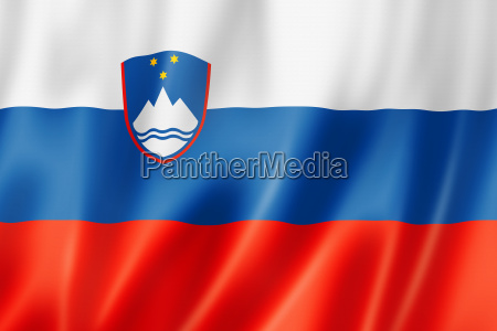 slowenisch flagge