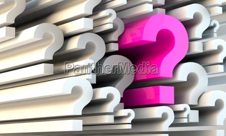 seeking an answer