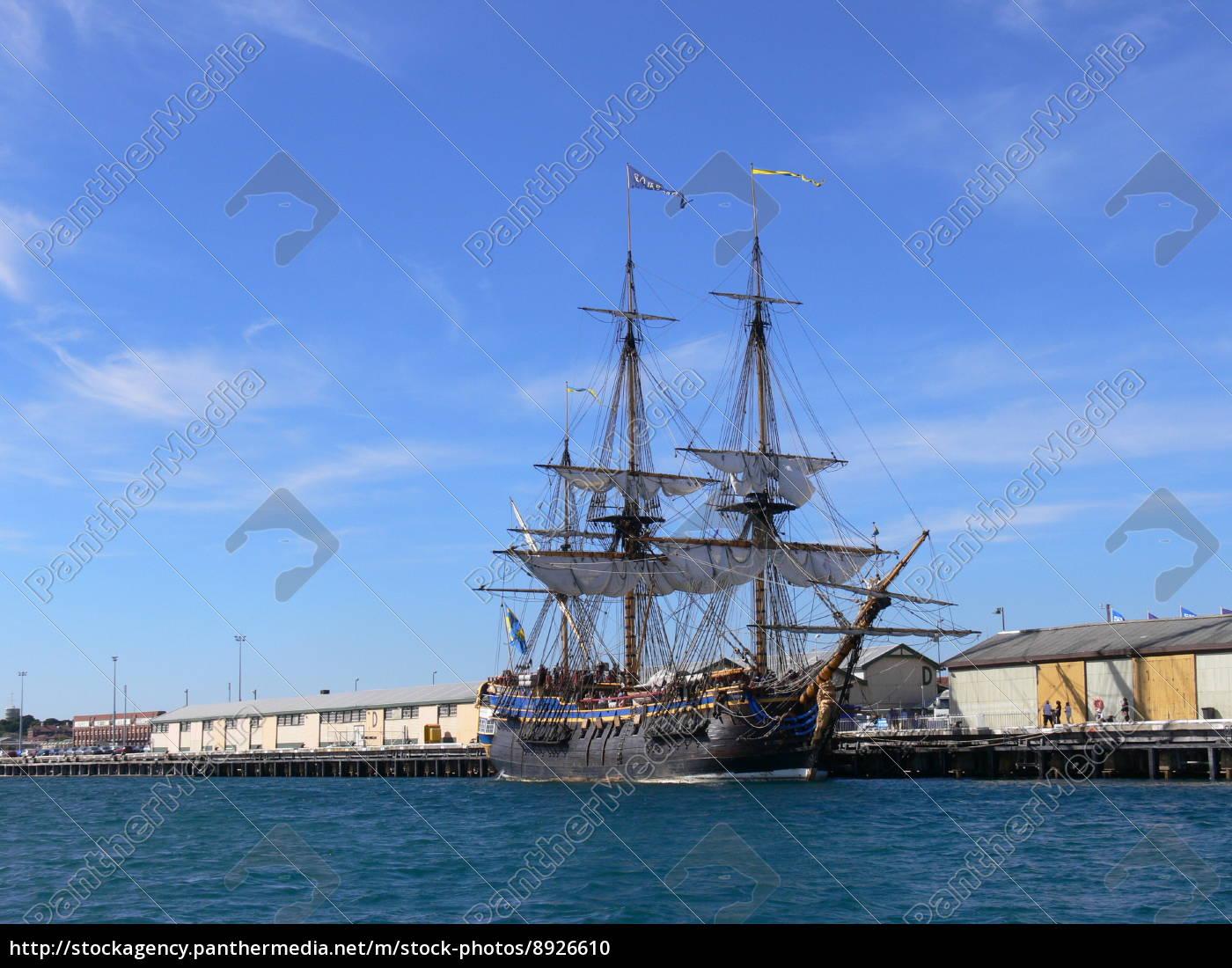 segelschiff, götheborg - 8926610