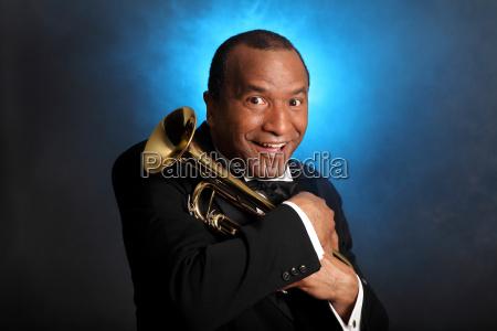 baby trompete