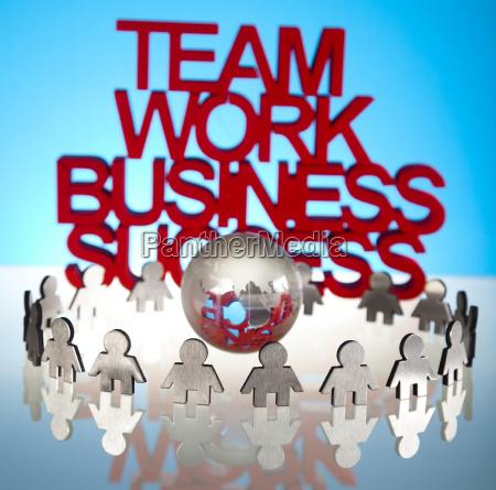 business team gemeinschaft