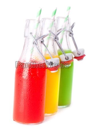 frische fruchtige limonade