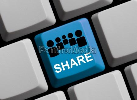 share online