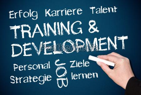 training und development