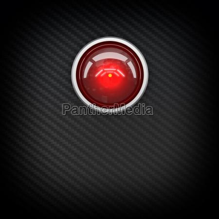red eye hal