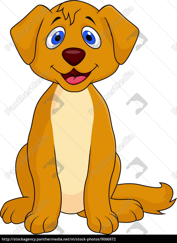Zeichentrick Hund
