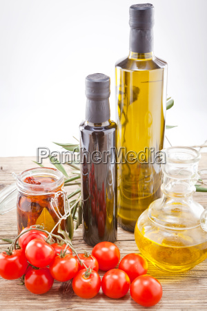 fresh pesto genovese with olive oil