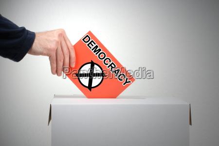demokratie freie wahlen