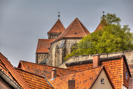 schloss unesco quedlinburg