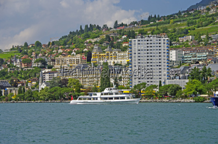montreux classy resort on lake