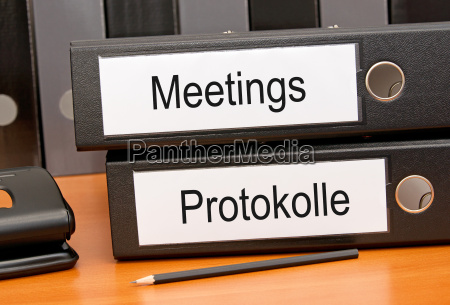 meetings and protocols