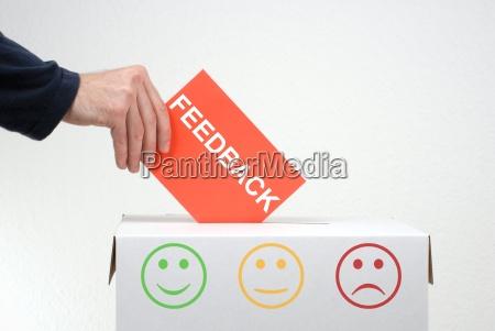 feedback ihre meinung ist gefragt
