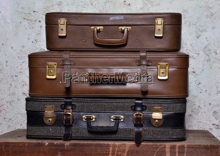 alte koffer nostalgie