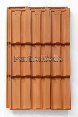 terrakotta dachziegel