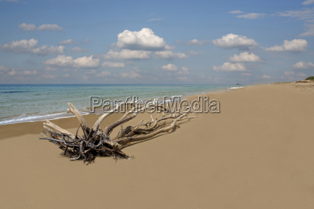 chalikouna beach korfu griechenland