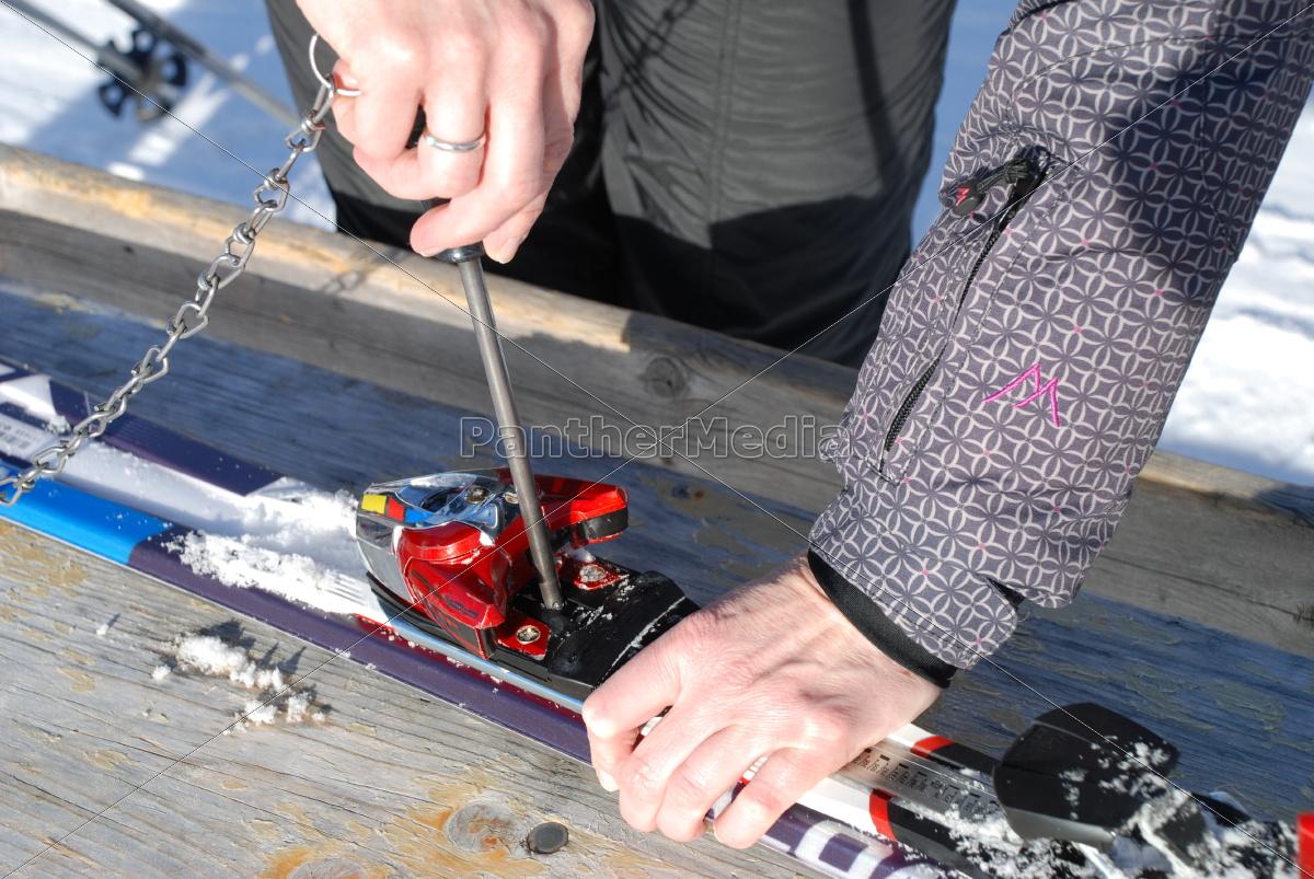 ski, service, bindungsservice, bindung, din, z-wert - 9371020