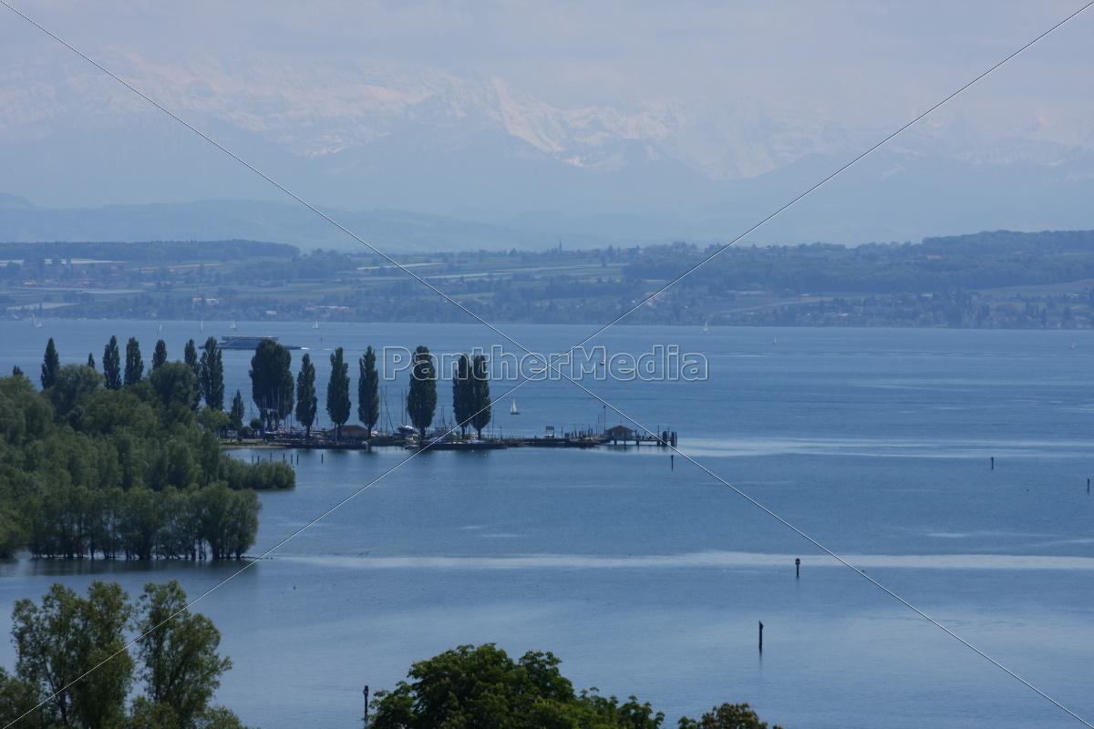 Bodensee, Horizont, See, Urlaub, Himmel, Wolken - 9407062