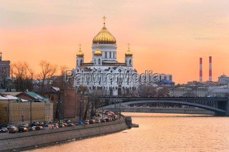 cathedral of christ the saviour moscow