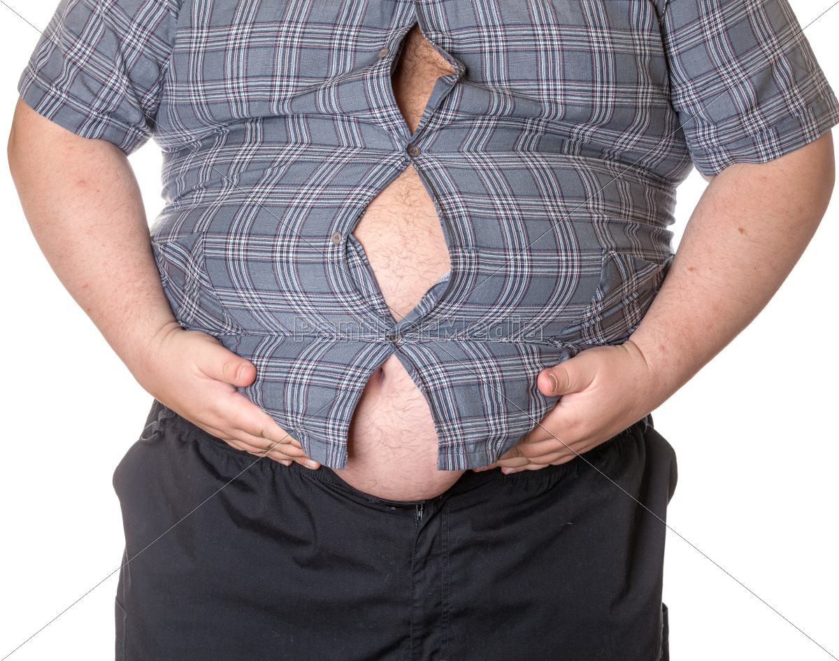 Bauch bilder mann dicker Dicker Bauch