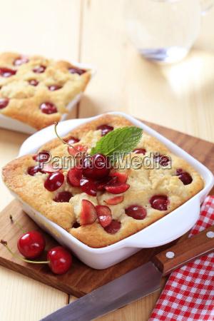 kirschschwammkuchen