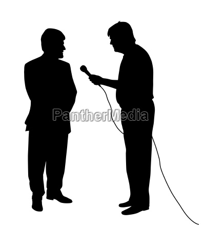 interview vector eps