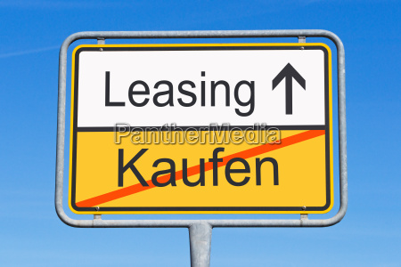 buy and leasing