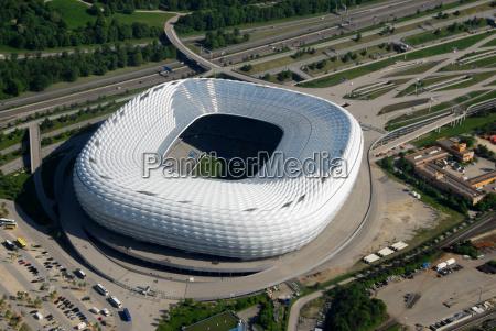 allianz, arena, münchen - 9485892